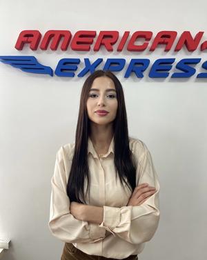 Элина Американ Экспрес Киев